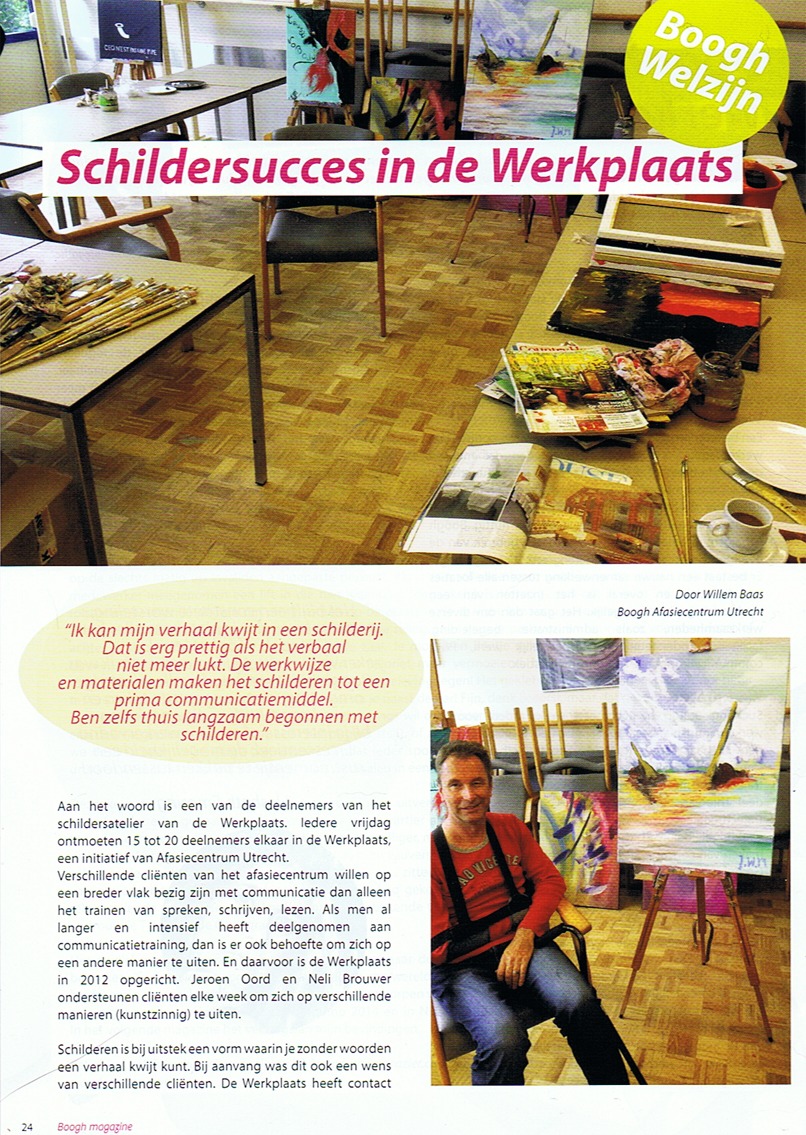 Boogh magazine jaargang 8 december 2014 a