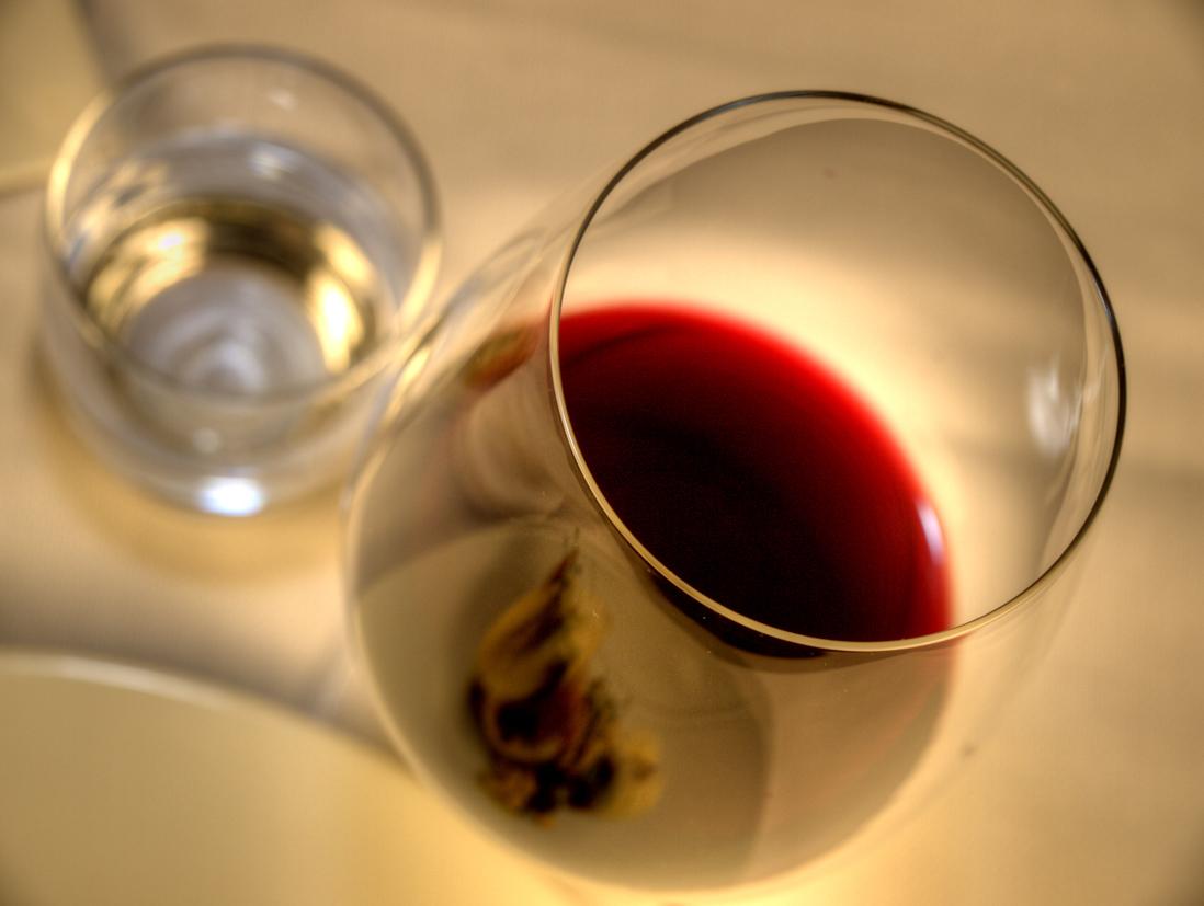 glas-wijn