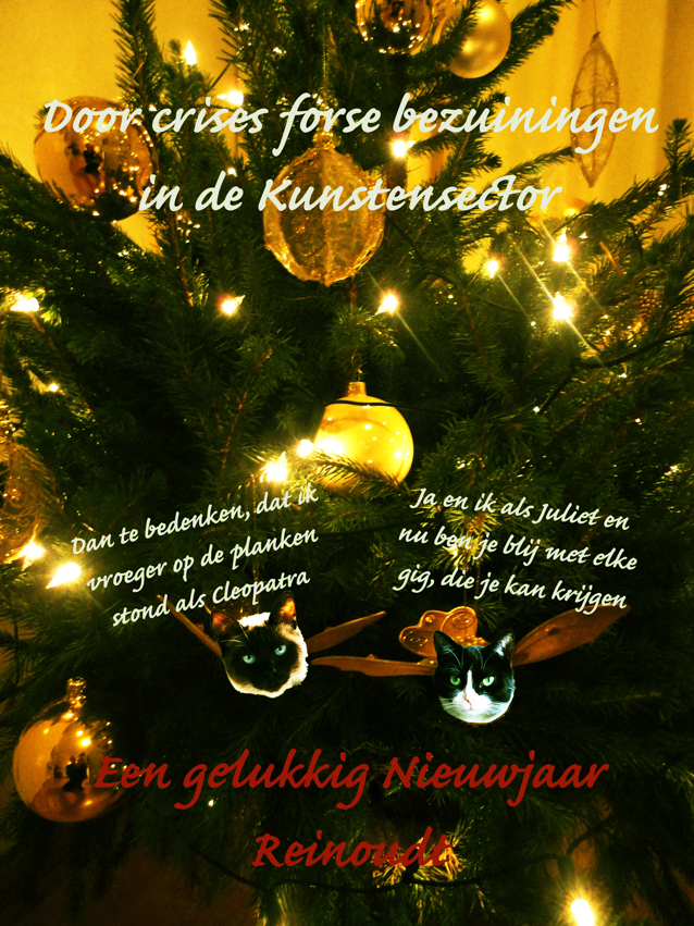 Nieuwjaarskaart 2016 Reinoudt